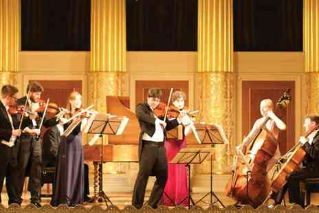 Candlelight Concerts - Ticket to Brandenburg Concertos by Candlelight on 16 March - Save 30%