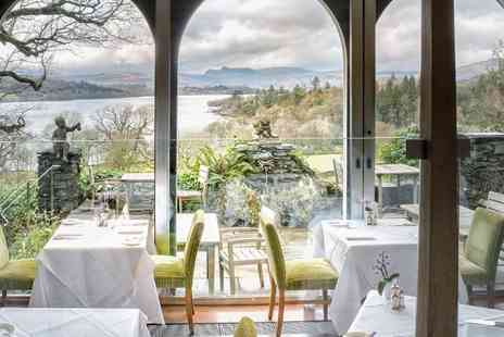 Miller Howe Restaurant and Hotel - Three Course Lunch for Two or Four - Save 31%