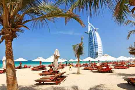 Away Holidays - Five star all inc Uae holiday With flights - Save 0%