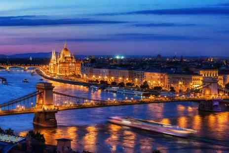 Top City Breaks - Two nights Budapest stay with breakfast, a Danube River Cruise and flights - Save 51%