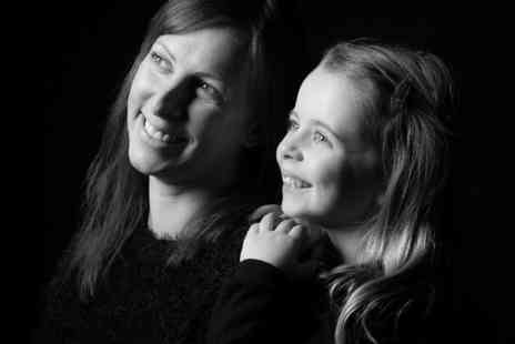Memories Portrait Photographers - Mother And daughter photoshoot - Save 99%