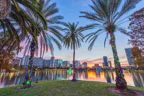 Bargain Late Holidays - Seven nights Stay Orlando break with flights - Save 36%