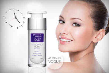 Look Good Feel Fabulous - 30ml bottle of Beverly Hills Instant Facelift And Eye Tuck cream - Save 86%