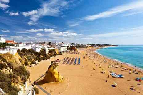 Super Escapes Travel - Four Star Three Nights all inclusive Albufeira, Portugal break with flights - Save 47%