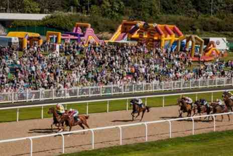 Newcastle Racecourse - One family ticket to Good Friday Family Raceday on 30 March - Save 20%