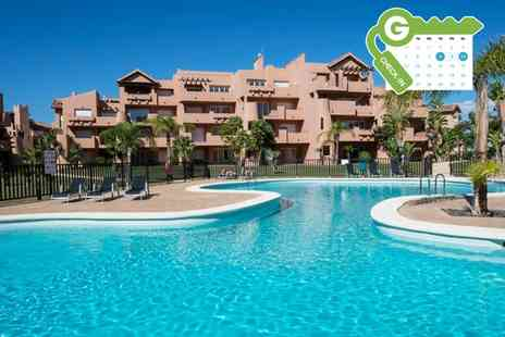 The Residences At Mar Menor Golf and Resort - One or Two Bedroom Apartment for Up to Six with a Drink - Save 0%