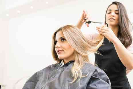 Hair by Jess - Wash, Cut and Blow Dry with Optional Half or Full Head Highlights or Full Head Colour - Save 35%