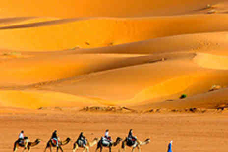 Encounters Travel - 8 Day Moroccan Tour with Flights - Save 54%