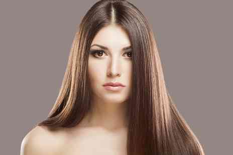 Cher Salon London - Brazilian Keratin Treatment with an Optional Wash, Cut and Blow Dry - Save 67%