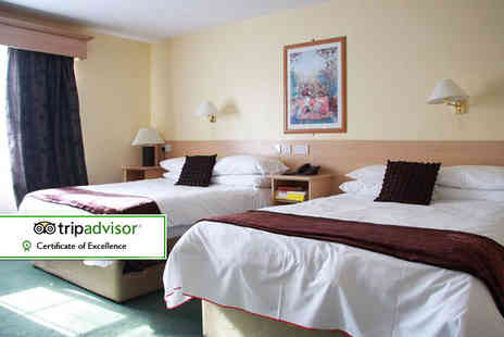 Drummond Hotel - Overnight stay for two with breakfast and a hot chocolate and cookies on arrival - Save 34%