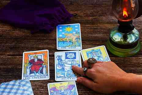 Psychic Blackcat Readings - 13 card tarot reading via email or telephone - Save 0%