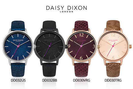 Deals Direct - Ladies Daisy Dixon watch - Save 54%