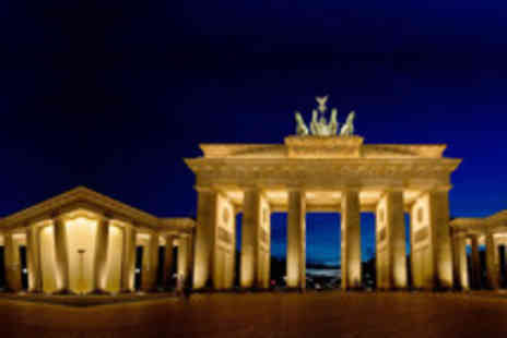 City Traveller - Berlin Stay with Flights and Accommodation for Two - Save 50%