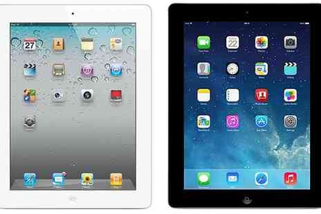 GoldBoxDeals - Refurbished Apple iPad 3 16 To 64GB Wi-Fi or Wi-Fi Plus 4G Cellular With Free Delivery - Save 0%