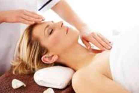 Hands on Healing - One hour reflexology or reiki session - Save 66%