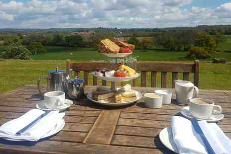 Eastwood Park Country House - Traditional afternoon tea for two - Save 30%