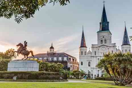 Royal Sonesta New Orleans - Four Star French Quarter Stay on Bourbon Street- Save 0%
