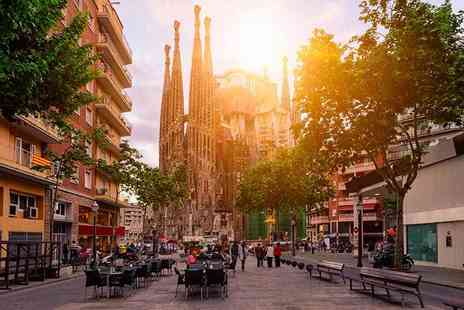Worldwide Tours & Travel - Two nights Stay Barcelona break with flights and breakfast - Save 35%