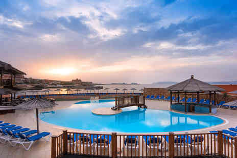 Crystal Travel - Four Star Seven nights Malta break with flights and breakfast - Save 45%