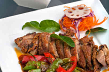 Sukhothai Restaurant - Spend on Thai Food and Drink - Save 53%