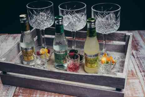 One59 Bar & Social - Three or Six Gins with Three or Six Mixers - Save 52%