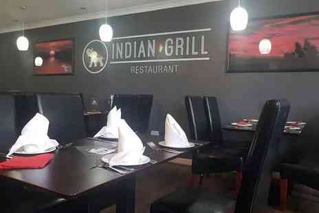 Indian Grill - All You Can Eat Buffet for Two or Four - Save 35%