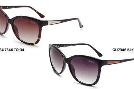 Brand Logic Europe - Ladies Guess Designer Sunglasses Choose 14 Designs - Save 74%