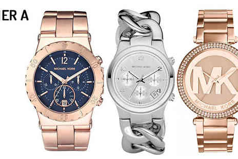 Brand Logic Europe - Mystery Watch For Her Guess, Michael Kors, Aviator and More! - Save 0%