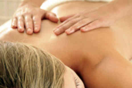 Natural Beauty - 1Hour Hot Stone Full Body Massage - Save 64%