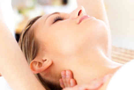 Lymington Fish Spa - Paraffin Wax Facial Mask and Hot Stone Massage - Save 51%