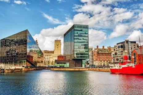 Stena Line - Belfast to Scotland or Liverpool ferry for 2 with car - Save 0%