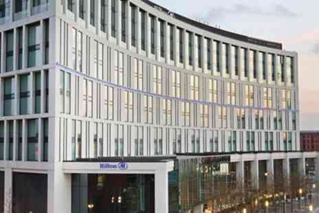 Hilton Liverpool - Four Star Liverpool hotel Stay - Save 0%
