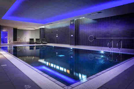 Crowne Plaza Newcastle - Luxury spa experience for one or two with two treatments and afternoon tea - Save 46%