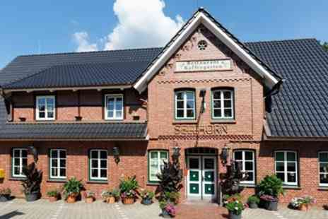 Ringhotel Sellhorn - Two night break with dinner & spa - Save 0%