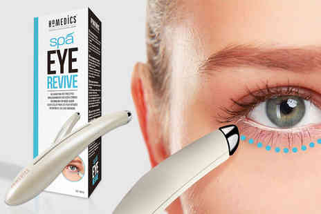Dream Price Direct - Homedics eye revive massager - Save 67%