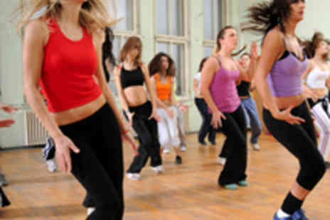 Total Dance - Five Bokwa Dance Fitness Classes - Save 52%