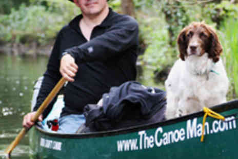 The Canoe Man - Wildlife Sightseeing Canoe Trail on Norfolk Broads - Save 51%