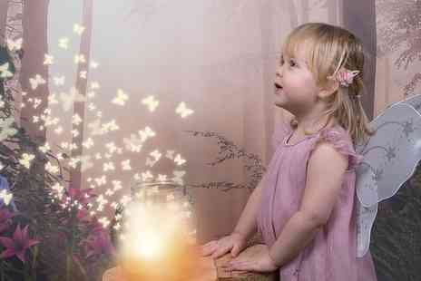 Photos4ever - Fairy photoshoot for one or two kids - Save 0%