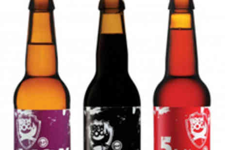 Brew Dog - Beer Tasting Session for Two with Sharing Platter - Save 56%