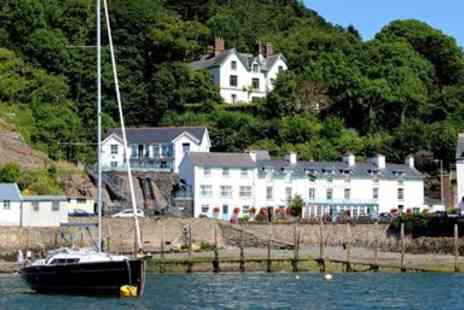 Penhelig Arms - Two night coastal getaway with breakfast - Save 50%