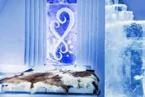 Discover the World - Three night Icehotel escape with direct flights - Save 0%