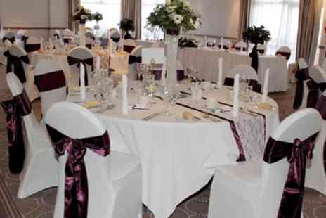 Bromsgrove Hotel & Spa - Wedding Ceremony and Reception Package for 40 Daytime and 65 Evening Guests - Save 48%