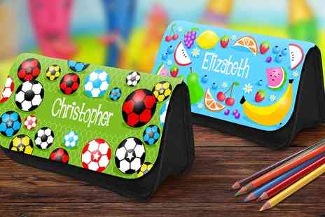 Dinkleboo - One personalised pencil case - Save 53%