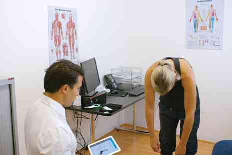 Bournemouth Physiotherapy Clinics - Initial assessment with one physiotherapy session and ViMove treatment - Save 80%