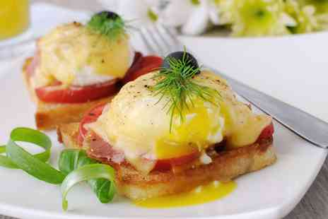 Poppies11 - Prosecco Brunch for Two or Four - Save 0%