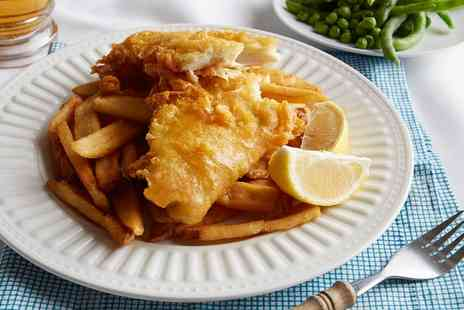 Liberte Bar - Fish and chips for two - Save 50%