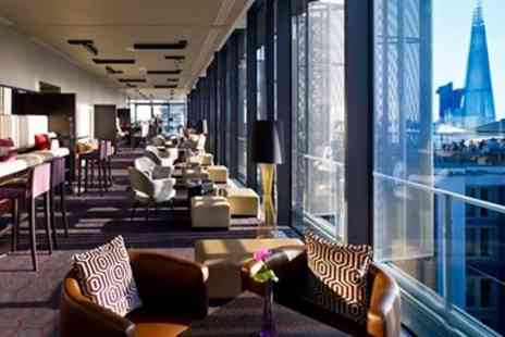 DoubleTree by Hilton Hotel - Four star central Tower of London hotel stay - Save 0%
