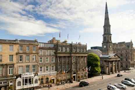 The Principal Edinburgh George Street - Boutique Edinburgh hotel stay near Edinburgh Castle - Save 0%