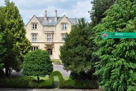 Buyagift - Overnight Cotswolds stay for two with breakfast at the Cotswold Grange Hotel - Save 0%