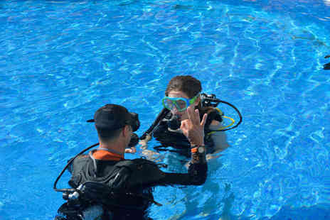 Robin Hood Dive School - Discover Scuba Diving experience for one or two - Save 72%